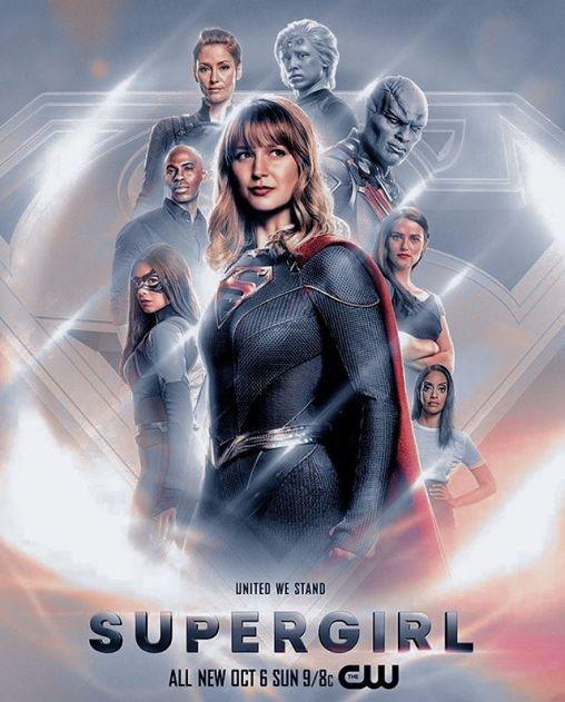 SUPERGIRL SAISON 5 : – Babatchouka X.G : Series